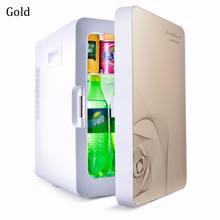 Autoleader 20L портативный мини холодильник для домашнего использования, подогреватель для холодильника двойного назначения, регулятор температ...(Китай)