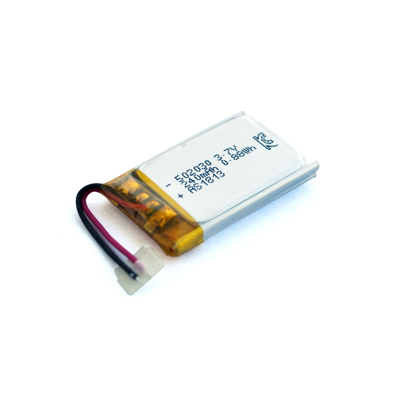 Smallest Rechargeable Lipo Battery 3.7V 240mAh for GPS 502030