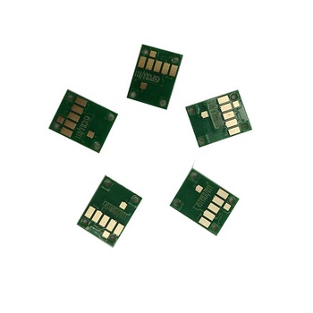 PGI 550/551 resettable chip compatible original  cartridge chip for For   ip7250 /Ip8750/MG5450/MX72
