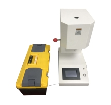 Gold Leverancier Plastic <span class=keywords><strong>Tester</strong></span> Melt Flow Index Mfi Testen Machine