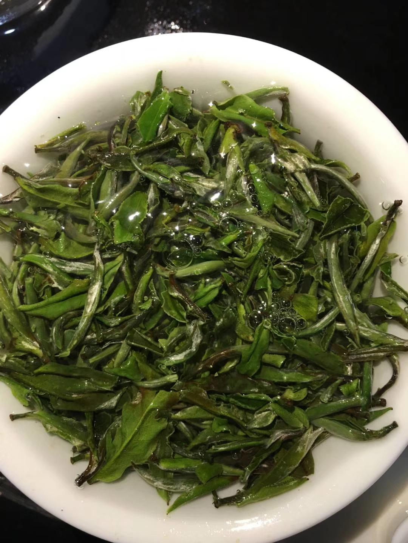 Chinese white tea Bai Mu Dan Fujian White Teony Tea loose leaf tea - 4uTea | 4uTea.com