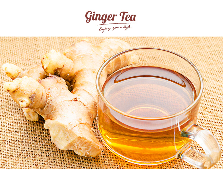 wholesale ginger tea to buy herbal made by yellow ginger from china - 4uTea | 4uTea.com