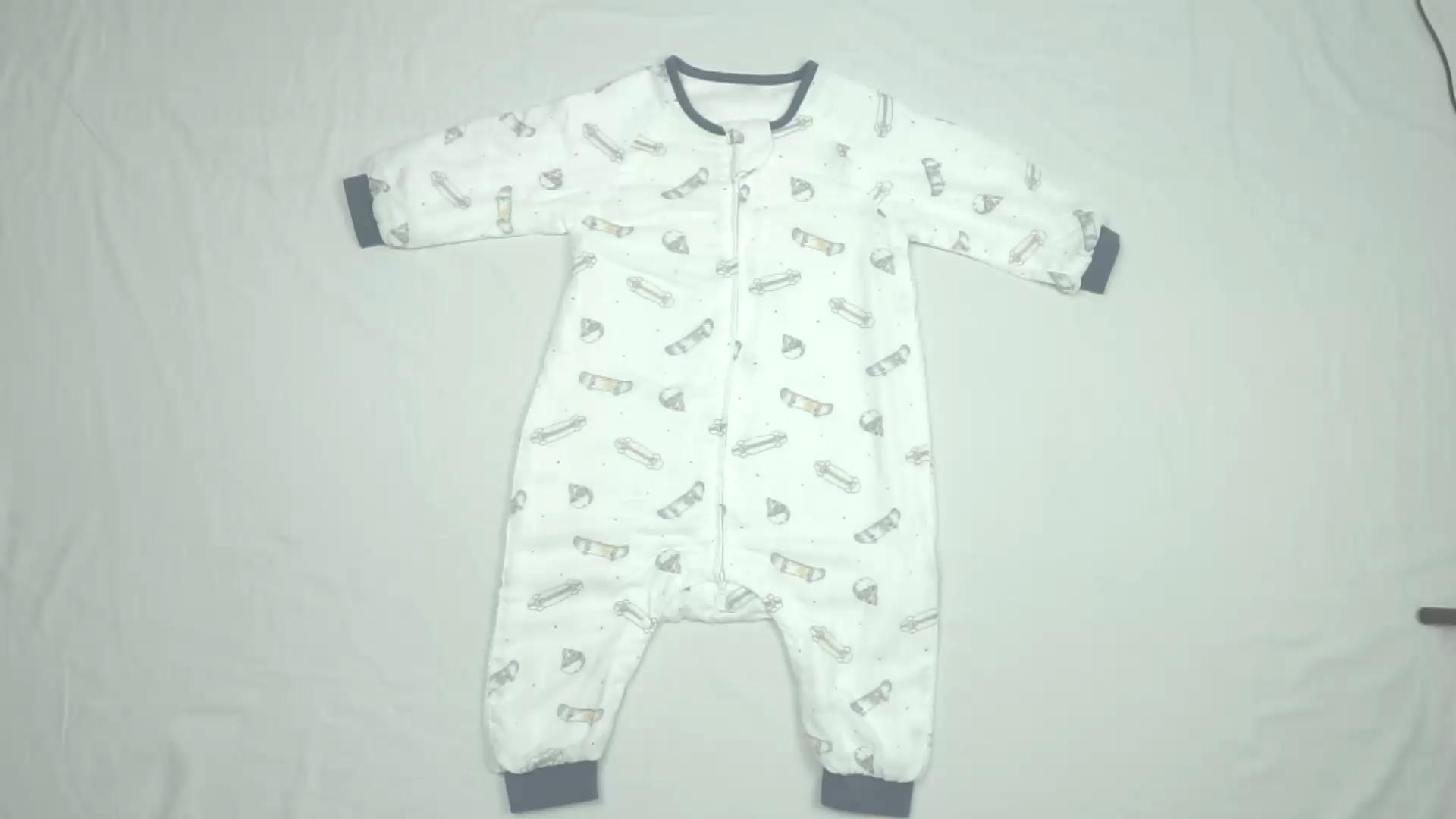 starry sky  winter Newborn Baby Sleeping Bag
