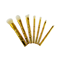 2019 new fashion high-end special personalized design facial makeup brush set cosmetics professional makeup brush set