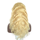 Wholesale Price Glueless Blonde Body Wave Full Lace Wig Pre-plucked Human Hair Wigs