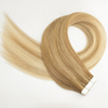 balayage european virgin hair tape easy to fit and remove