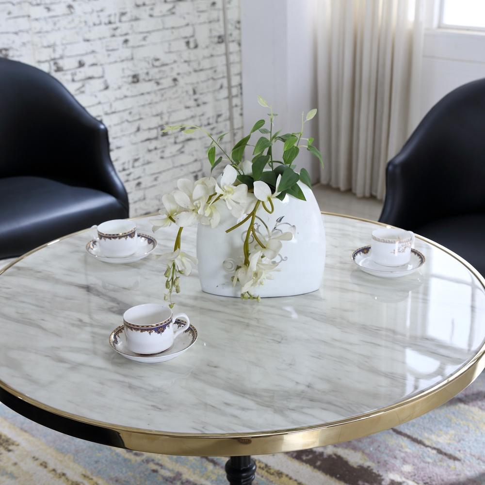 (SP-RT599) горячая Распродажа, обеденный стол для ресторана, кафе, мраморного бистро