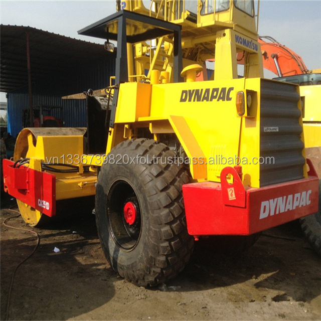 Cheap to sale Used DYNAPAC CA30D/CA25D CA251D road roller