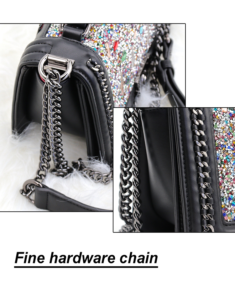 2020 Bling Diamonds gift new design hot selling woman ladies purses purse designer luxury fashion ladies bags women handbags