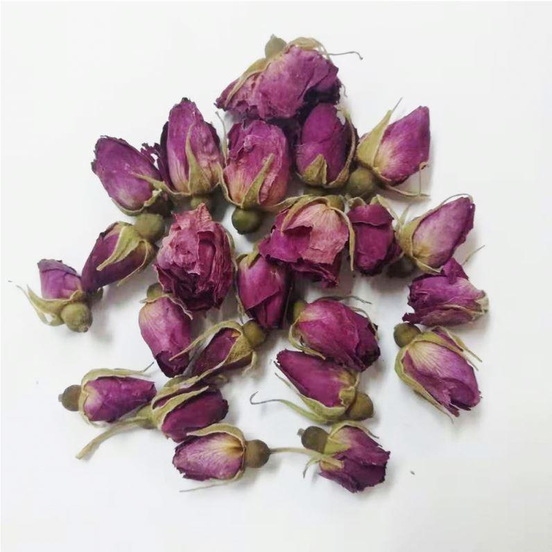 High Quality Dried Pink Rosebuds Beauty Detox Tea Rosehip - 4uTea | 4uTea.com