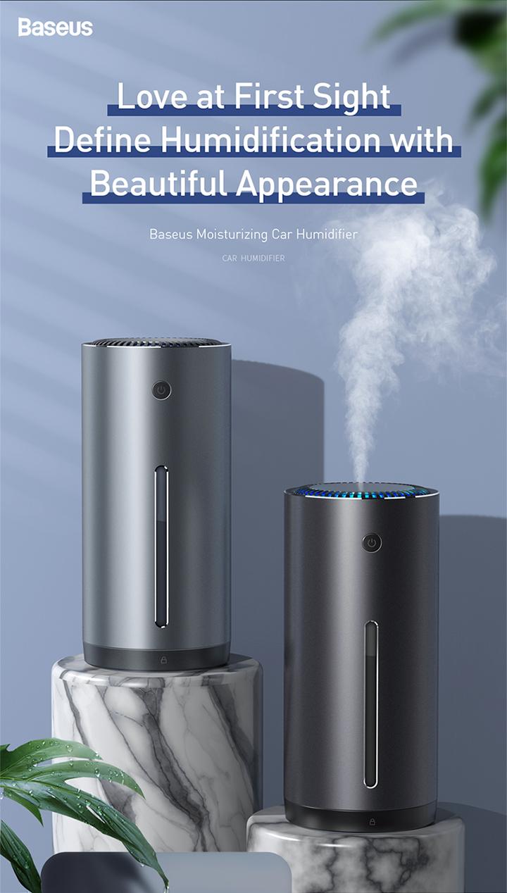 Wholesale Air Humidifier Large Capacity 300ml Moisturizing Car Humidifier