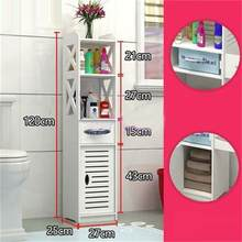 Dormitorio Mobili Toilette Rangement Arredo Vanity Armario Banheiro Mobile Bagno Meuble Salle De Bain полка для ванной комнаты(Китай)