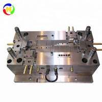 professional plastic mold makers according to 3D drawings or samples