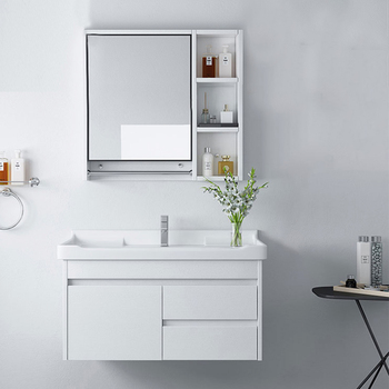Allen Roth Bathroom Washbasin Cabinets