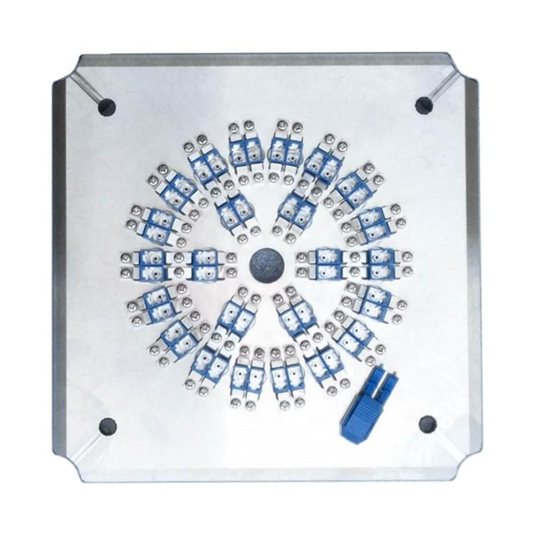 繊維 lc/pc-48 コア二重研磨治具