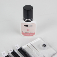 OEM Long lasting waterproof eyebrow / eyelash / sculpting gel/glue