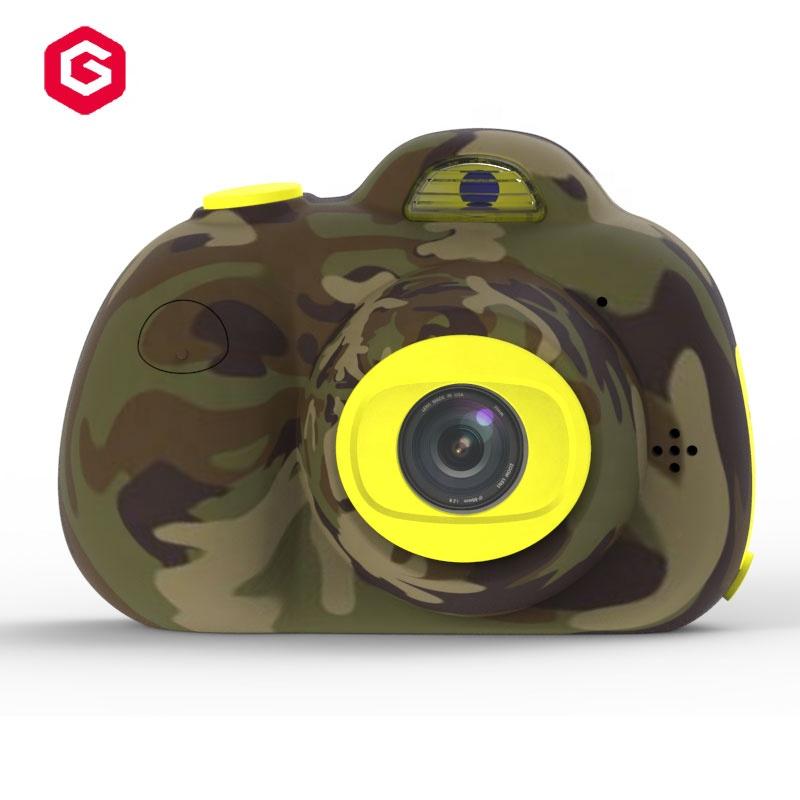 Детская камера цифровая селфи камера для детей 2,0