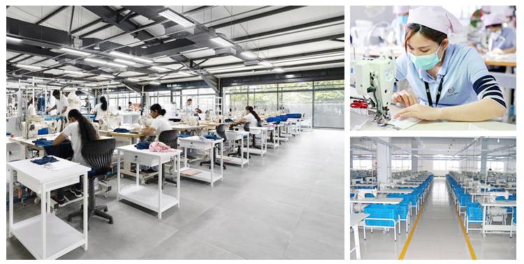 Pabrik Harga Grosir untuk Kustom Patch Bordir Aksesoris untuk Garment