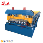 Flexible Manufacturing Double Line Stud Cold Roll Forming Machine