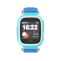 Factory Price Wholesale android kids SOS button android kids gps tracker watch