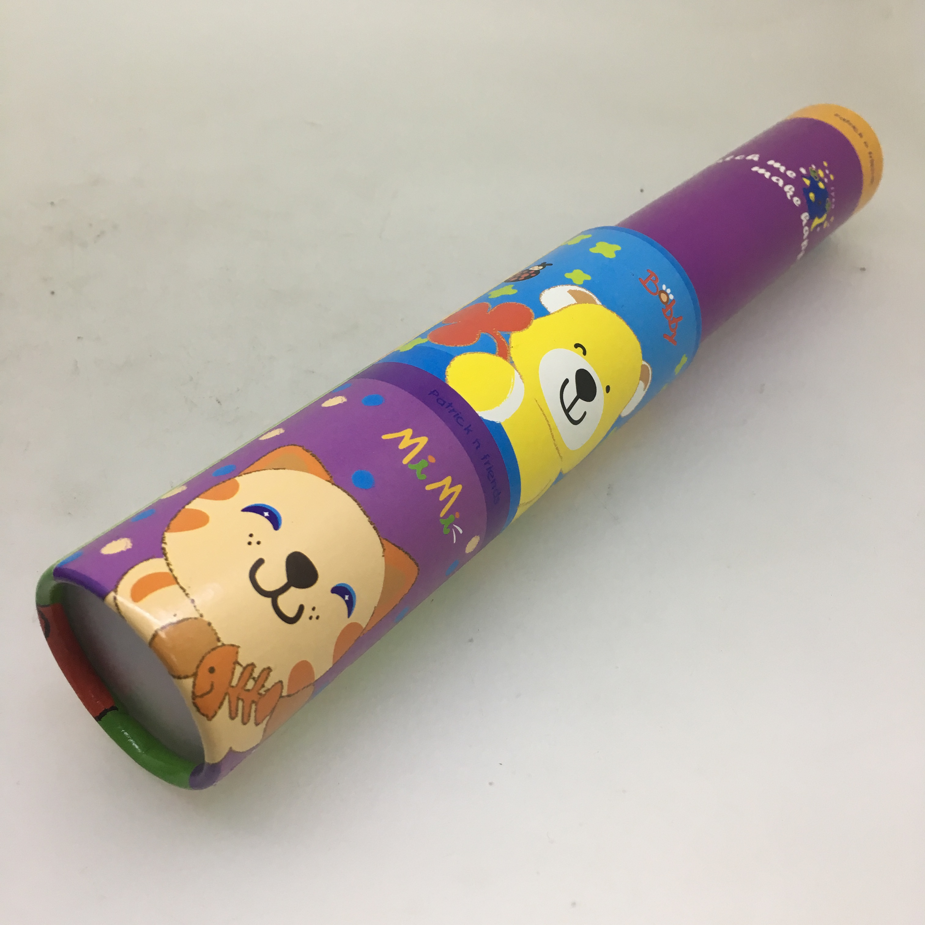 Promotional Product Wholesale Custom Kaleidoscope Toy Child Safety Product