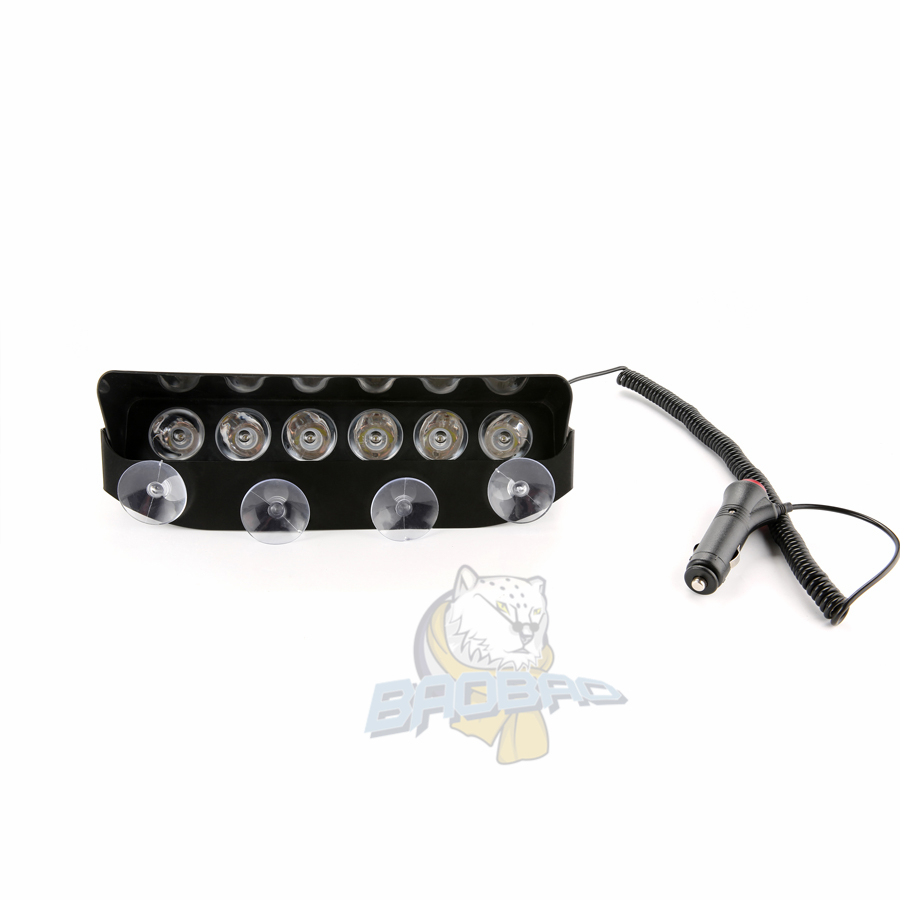 BB384  4led 6led 8led 9led strobe flash led lamp from BAOBAO LIGHTING