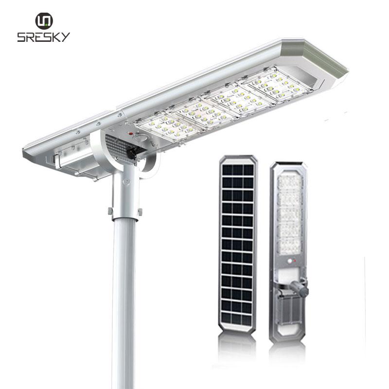 Large Outdoor 40W Led Solar Street Lights Price List