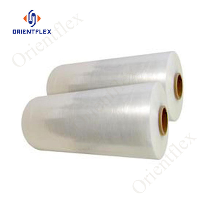 Dunkel/Blau/Rot/transparent Pallet Stretch Wrap Film