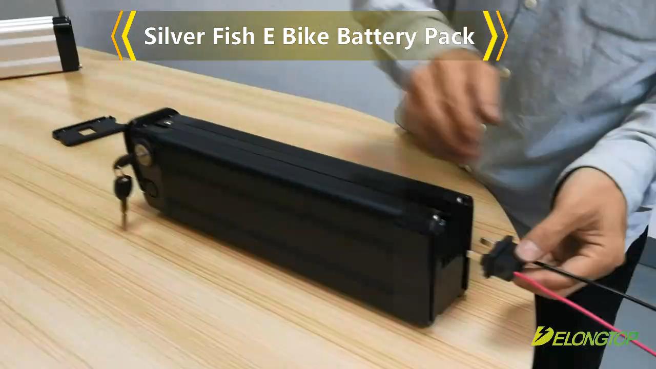 Е-скутер способный преодолевать Броды для электрического велосипеда ленты рыбы 1000 Вт 36В тормозной 10Ah 15Ah 20Ah, фара для электровелосипеда в батарея