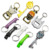 Manufacturer Custom wholesale cheers key chain bottle opener wedding gifts for guests bottle opener