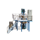 China FARFLY Complete Paint Production Line coating plant design ink mixing machine