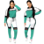 90821-MX40 sehe fashion two-piece tracksuit hooded jumpsuit woman 2019