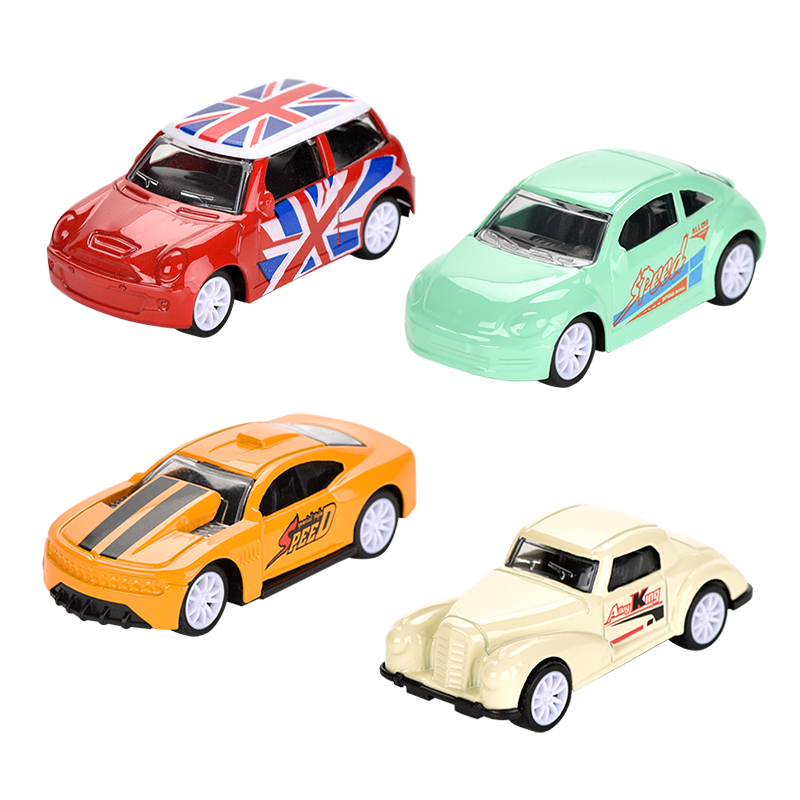 Die cast Toy Model Car Children Pull Back Toy Car diecast toy vehicles