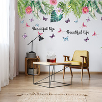 custom wall sticker decoration wallpaper sticker wall decoration sticker