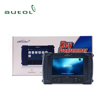No Token Limitation Support All Makes Basic Version Lonsdor K518S Car Key Programmer Update Version of SKP1000