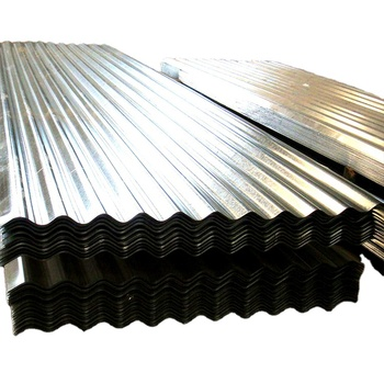 Practical High-End Galvanized Corrugated Roofing Steel Sheet Gi Steel Galvanized Corrugated Roof Sheets