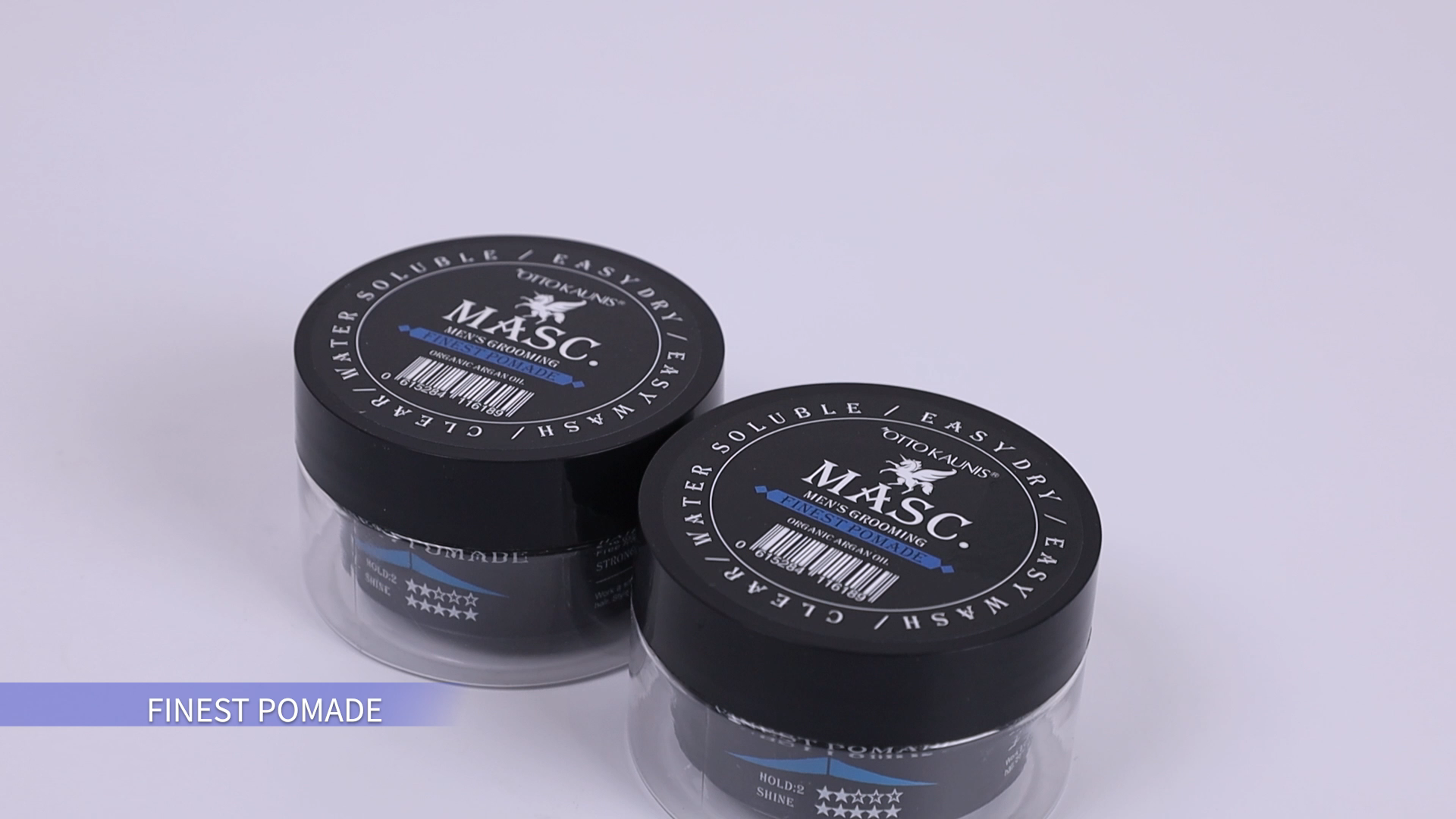 OEM OTTO KAUNIS Profession elle Haarstyling-Produkte Easy Wash Feinste Pomade Edge Control Private Label