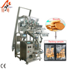 Sachet Automatic With Nitrogen Potato Chip Packing Machine Inflator