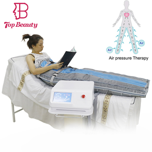 Pressotherapy massage lymphatic drainage/Air Pressure Detox/Slimming Suit Air wave therapy system