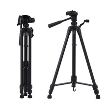 Uitschuifbare 56 cm-140 cm <span class=keywords><strong>Aluminium</strong></span> Legering Draagbare Vouwen Camera <span class=keywords><strong>Statief</strong></span>