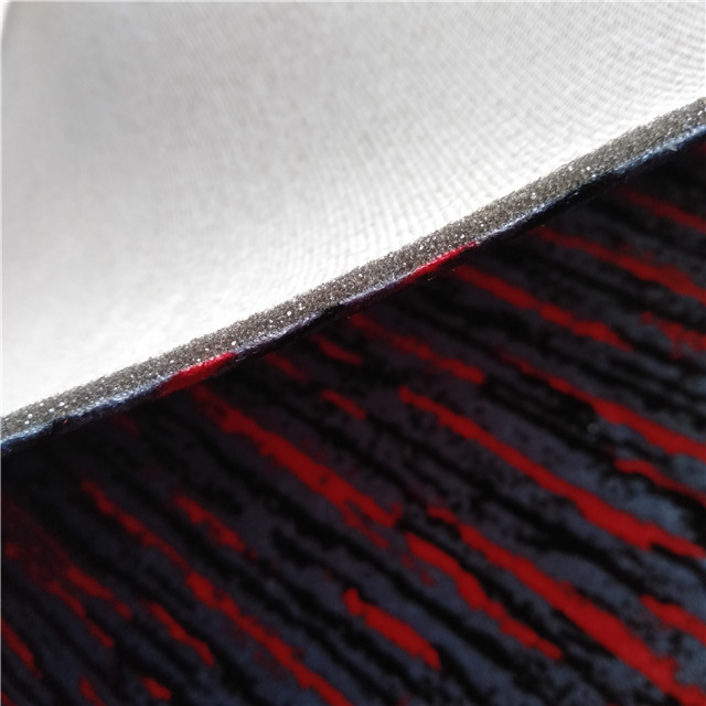 2020 New and High Quality Foam Composite Fabric for Bus Seat