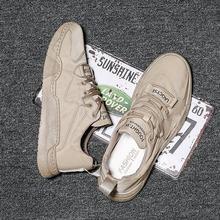 2020 парусиновые кроссовки для мужчин тренд суперзвезда спортивная обувь Ручная строчка шнуровка подъем Баскетбольная обувь кроссовки удоб...(Китай)