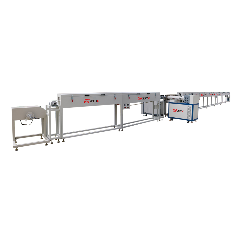China manufacture LED neon light silicone tape LED flex strip light profile making extruding extrusion extruder machine
