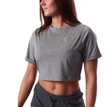 Delle donne di yoga palestra top atletica allenamento crop top in massa