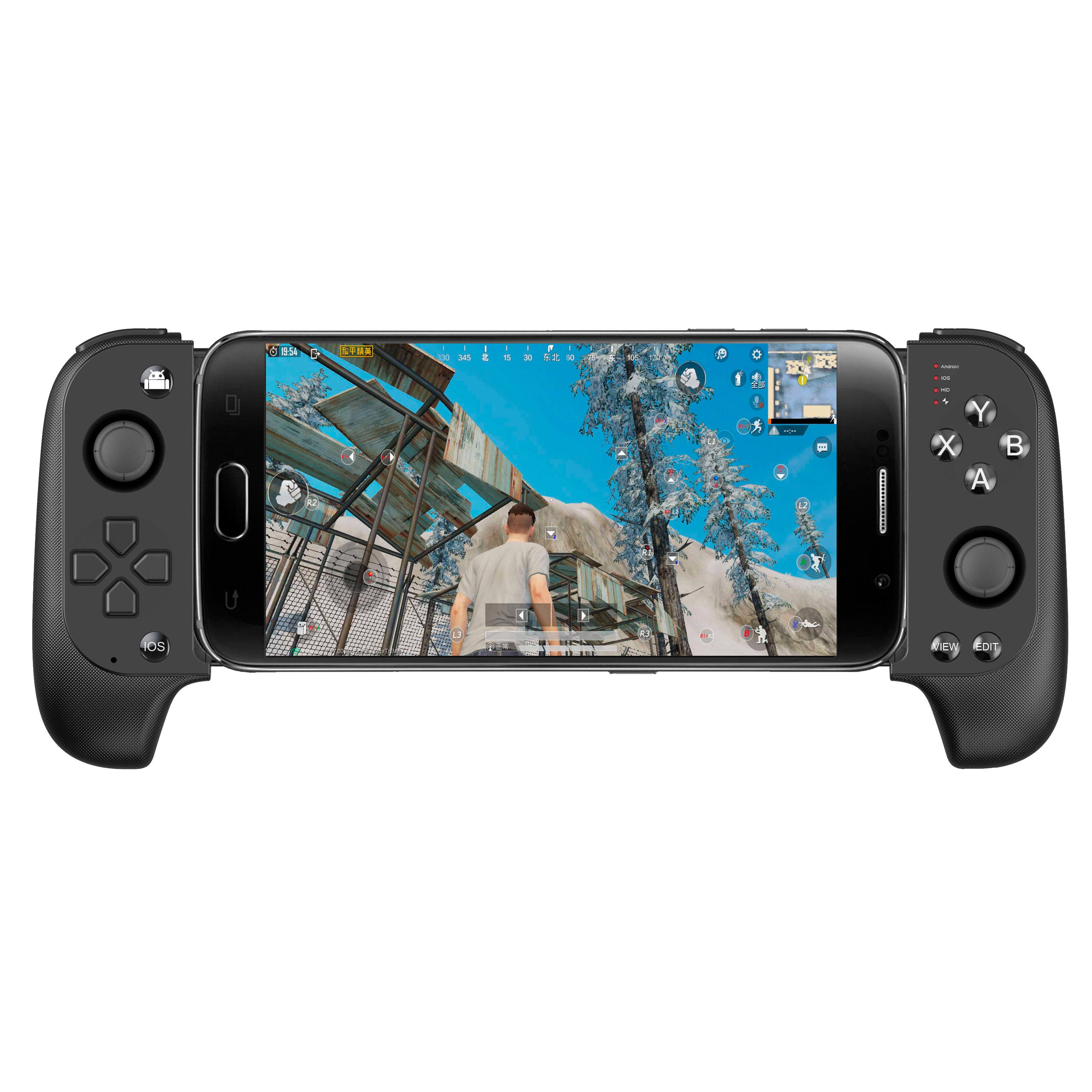 Saitake mobile puge gamepad <strong>android</strong> <strong>bluetooth</strong> joypad for <strong>Android</strong>/IOS cellphone wireless <strong>bluetooth</strong> game <strong>controller</strong> for PUBG Games