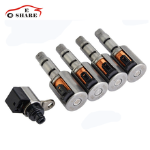 5pcs JF015E RE0F11A CVT <span class=keywords><strong>trasmissione</strong></span> solenoide kit Per Nissans ricambi <span class=keywords><strong>auto</strong></span> Ad alte prestazioni