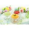 Hot Sale 3 Fruity Dessert Cup Pudding Jelly For Sale