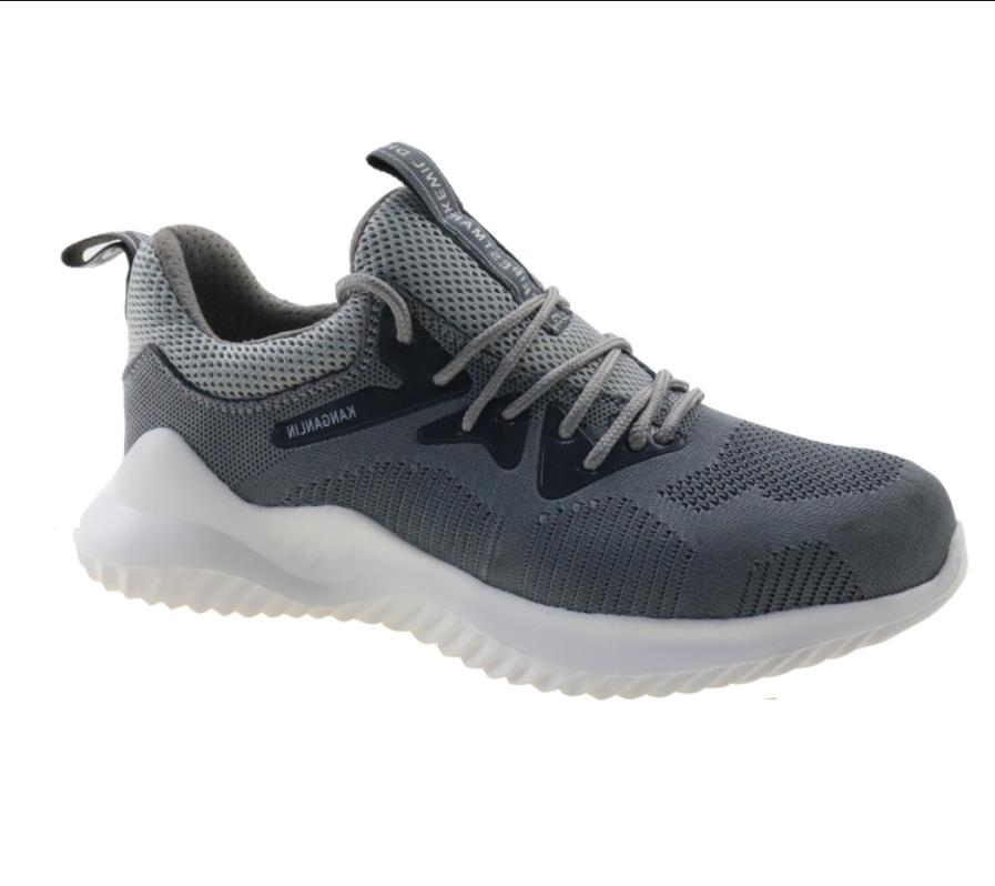 men work Sneaker Protective Footwear Labor Working Lightweight  breathable Safety Shoes