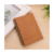 Hot Sale Leather Cover Personalized B5 Size Cheap paper school supplies notebook