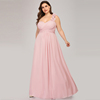 Ever-Pretty Young Fashion Chiffon One Shoulder Long Prom Dress EP09768